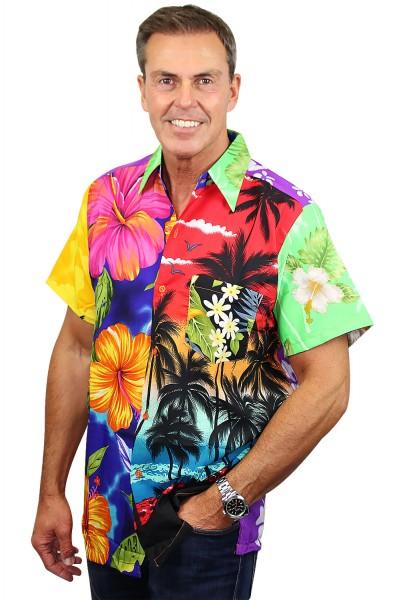Funky Hawaiihemd | Herren | XS - 12XL | Mondy | Jedes Hemd ist ein Unikat