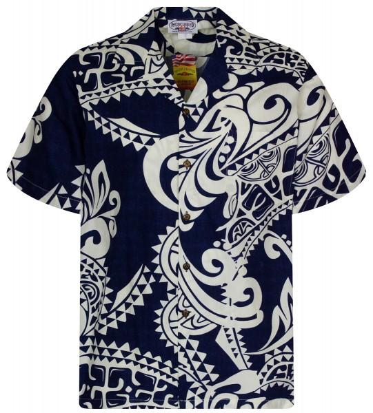 Pacific Legend | Original Hawaiihemd | Herren | S - 4XL | Tattoo |