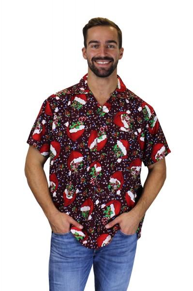Funky Hawaiihemd | Herren | XS - 6XL | Weihnachten X-Mas | Mehrere Farben