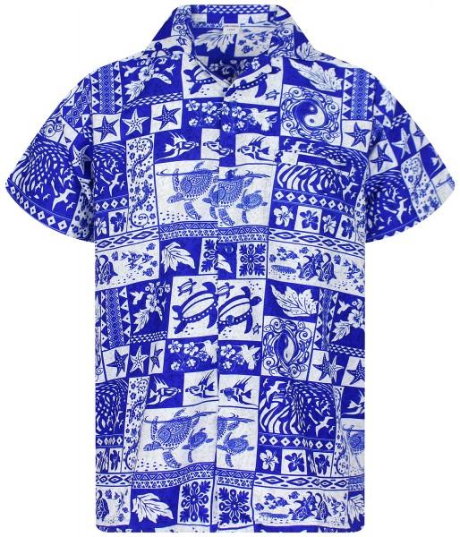 Funky Hawaiihemd   Herren   XS - 6XL   Puzzle   Mehrere Farbvarianten