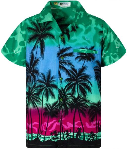 Funky Hawaiihemd | Herren | XS - 6XL | Eclectic Beach | Mehrere Farbvarianten