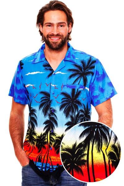 Funky Hawaiihemd | Herren | XS - 12XL | Beach | Mehrere Farbvarianten