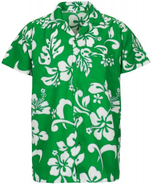 Funky Hawaiihemd | Herren | XS - 6XL | Hibiskus | Mehrere Farbvarianten