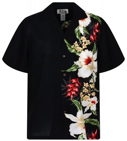 KY's | Original Hawaiihemd | Herren | S - 8XL | Blumen Floral Hochzeit | Mehrere Farbvarianten
