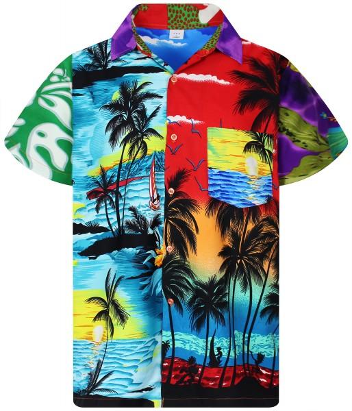 Funky Hawaiihemd | Herren | XS - 6XL | Mondy | Mehrere Farbvarianten