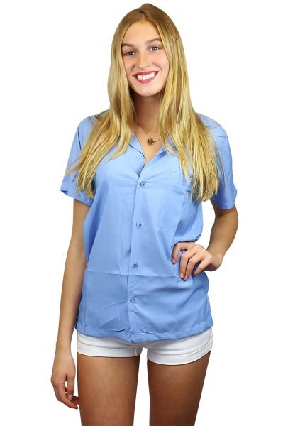 Funky Hawaiibluse | Hawaiihemd | Damen | XS - 6XL | Blanc Casual | Mehrere Farbvarianten