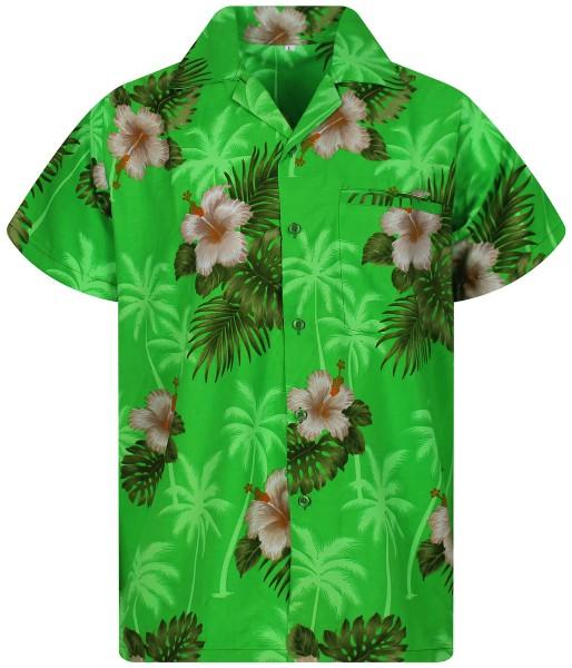 Funky Hawaiihemd | Herren | XS - 12XL | Small Flower | Mehrere Farbvarianten