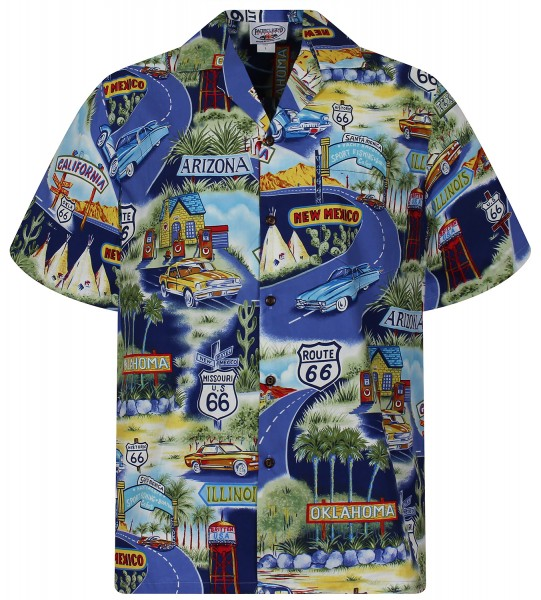Pacific Legend | Original Hawaiihemd | Herren | S - 4XL | Breite Straße