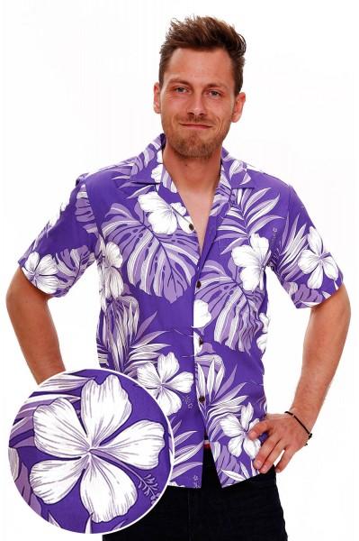 Pacific Legend | Original Hawaiihemd | Herren | S - 4XL | Hibiskus Blumen | Mehrere Farbvarianten